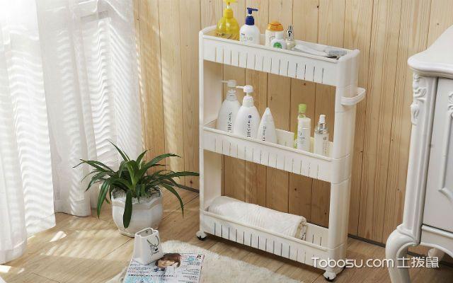 浴室置物架怎么选购尺寸大小