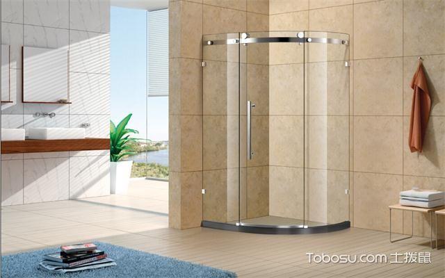 淋浴屛安装方法之准备工作