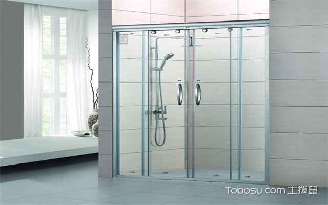 淋浴屛安装方法之组装