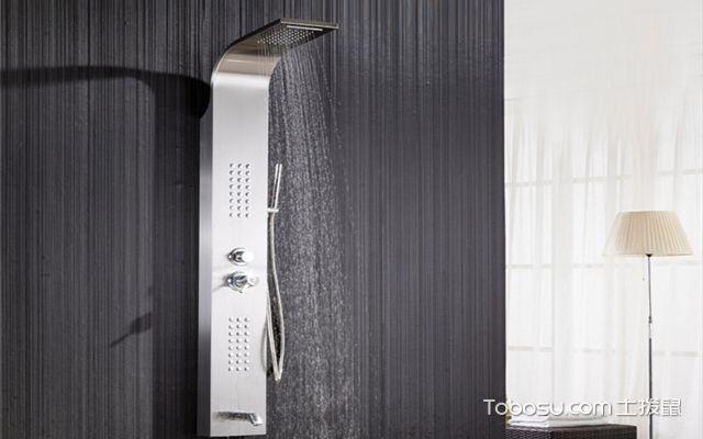 淋浴屏如何选购之规格