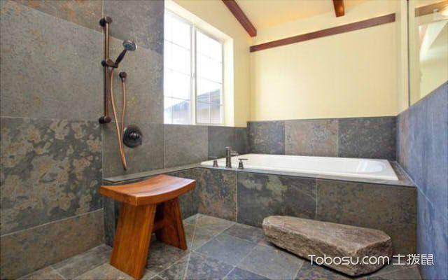日式风格浴室装修