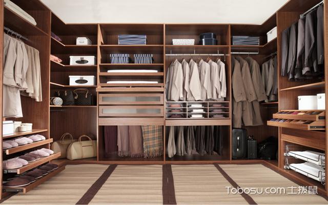 整体衣柜选购技巧之设计