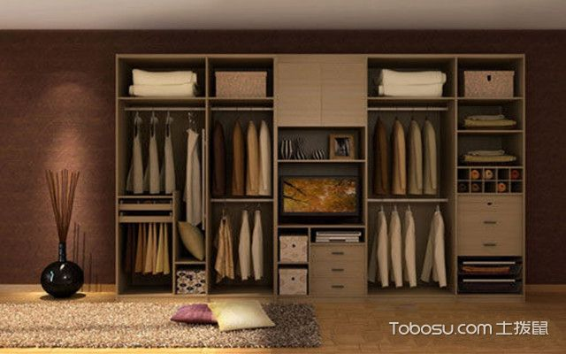 整体衣柜十大品牌排名之三