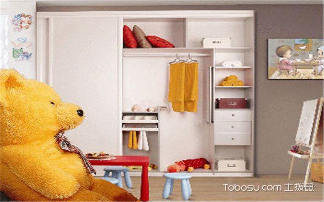 定制儿童衣柜注意事项-安全性