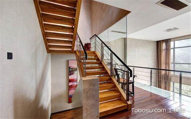 楼梯装修材料有哪些-木制