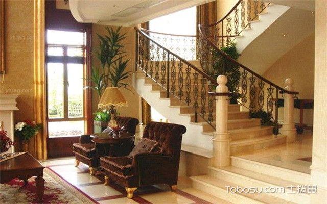 别墅楼梯如何设计-装修事项