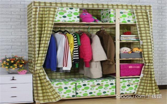 简易布衣柜选购方法-看设计