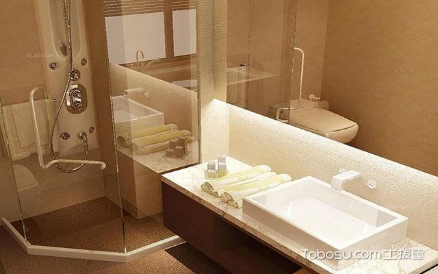 卫生间淋浴屏