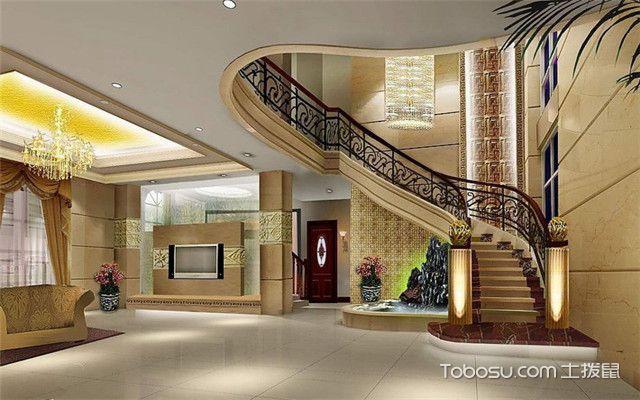 别墅楼梯安装注意事项-材质