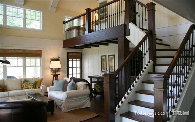 别墅楼梯安装注意事项-台阶