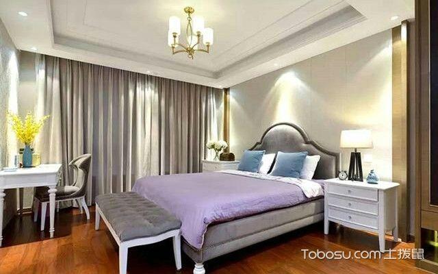 南京90平米房卧室装修