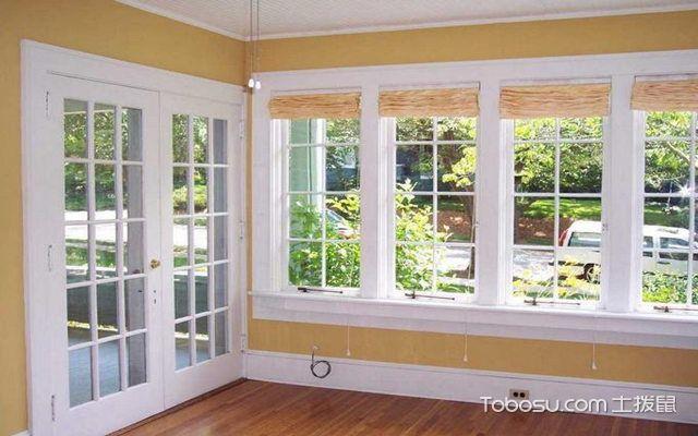 金属门窗安装方法