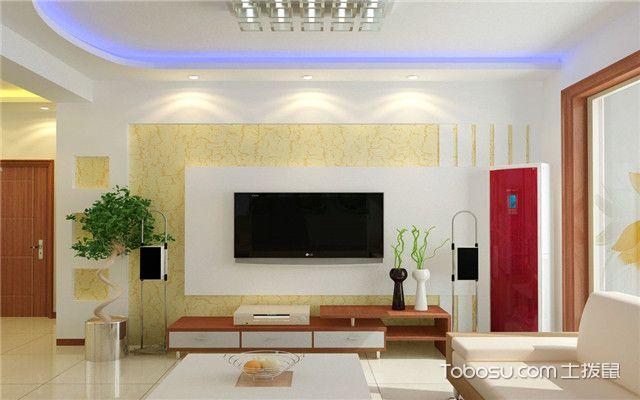 电视墙装修注意事项-灯饰