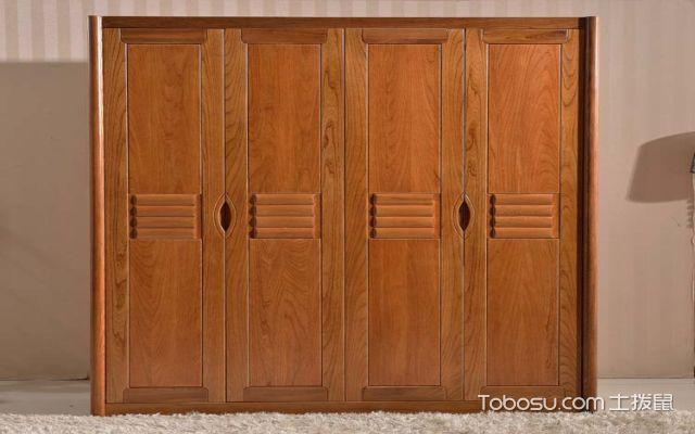 榆木衣柜性价比高