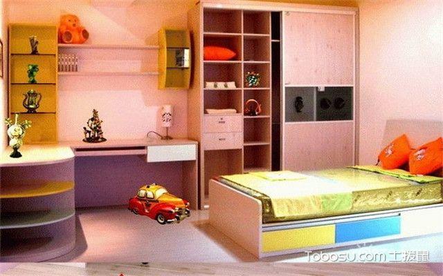 儿童衣柜怎么安装-收纳衣柜