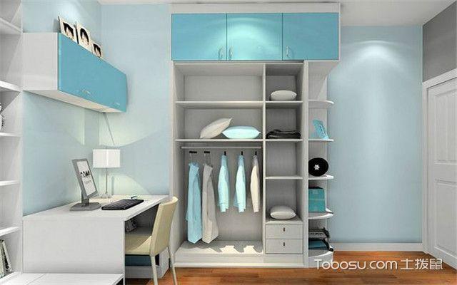 儿童衣柜怎么安装-方法三