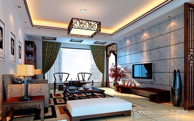 中式客厅吊灯