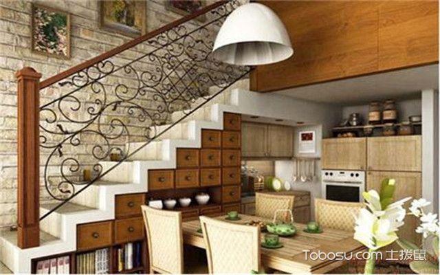 复式楼梯怎么设计-造型