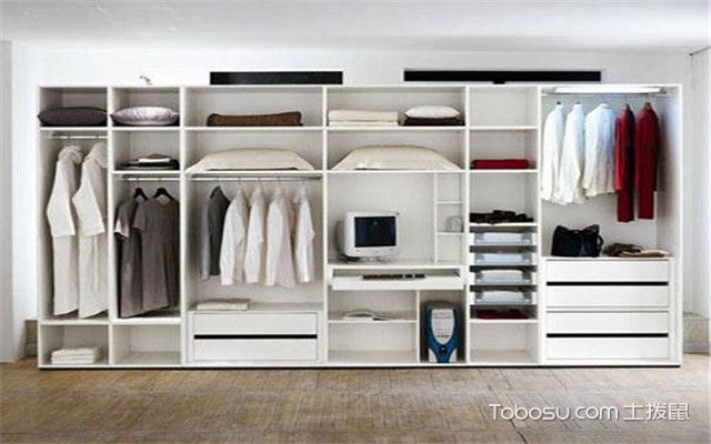 整体衣柜特点-节省空间