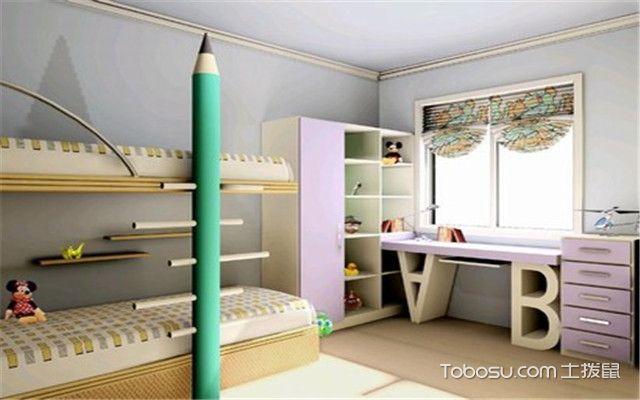 儿童房装修注意事项-环保