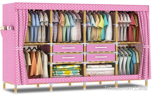 布衣柜安装方法-保养
