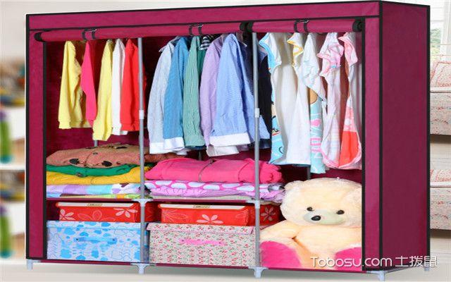 布衣柜安装方法-注意事项