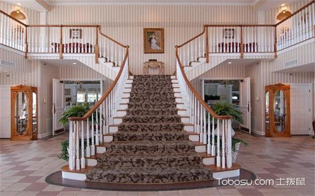 楼梯安装步骤-钢木