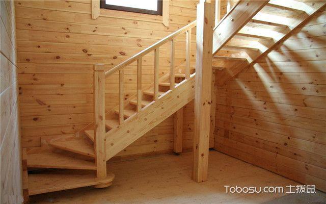 楼梯安装步骤-实木