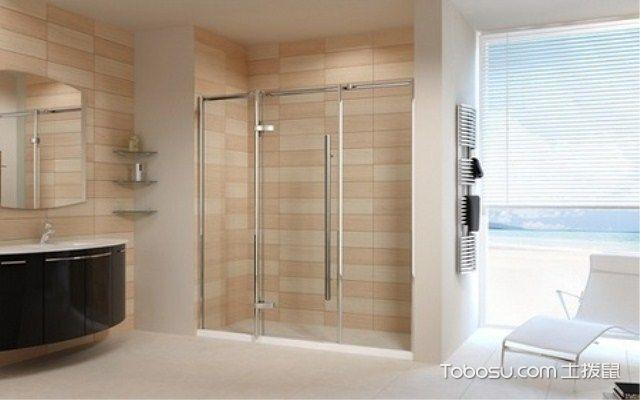 淋浴屏的优点