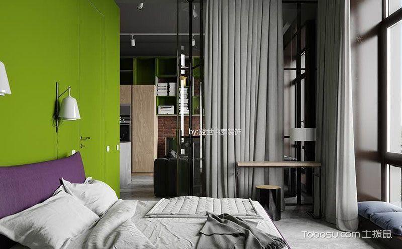 小户型主卧室装修效果图,典雅时尚耀非凡