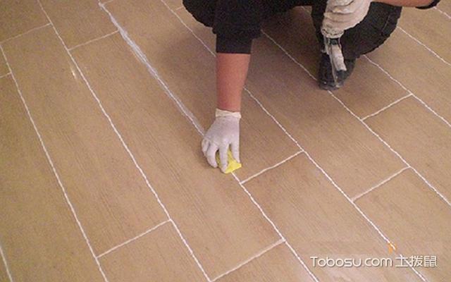 瓷砖勾缝剂的使用方法