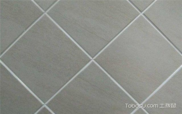 瓷砖勾缝剂的作用