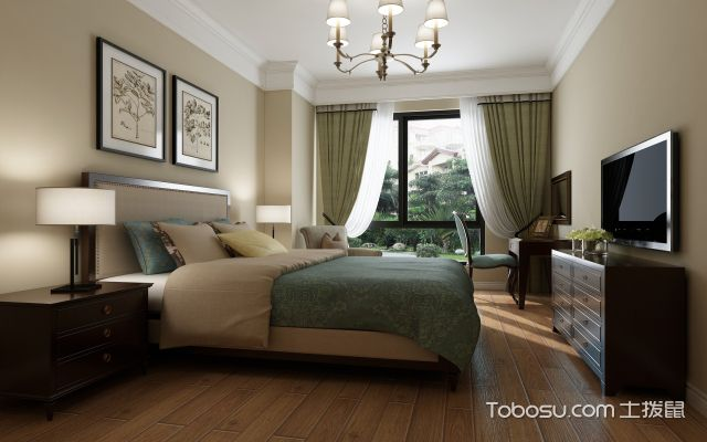 卧室装修预算