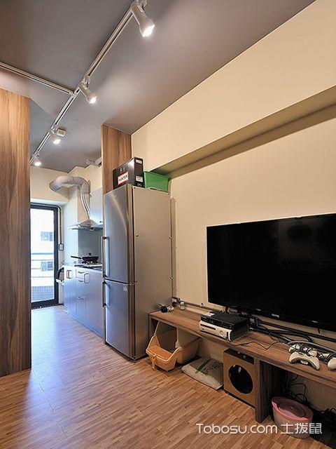 一居室小户型装修图案例