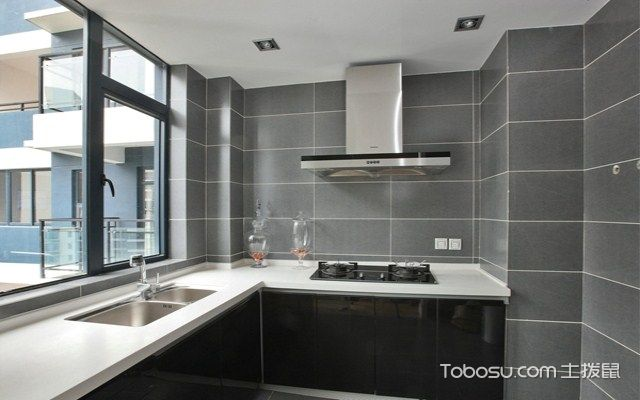 厨房墙面和地面用什么砖好