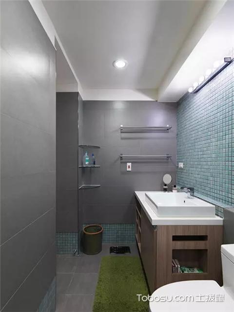 卫生间瓷砖颜色搭配