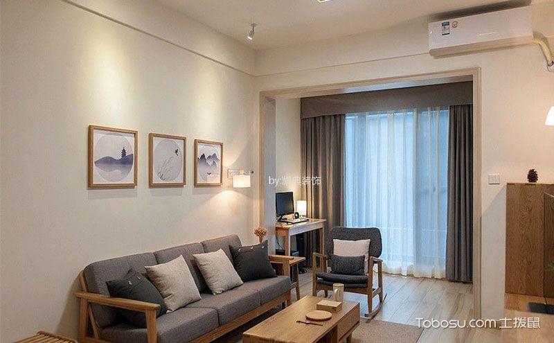 100平三室两厅装修效果图,颜值气质齐飞