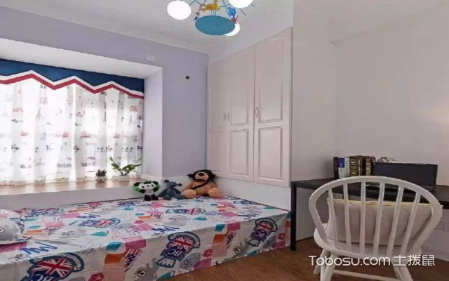 沈阳90平米房儿童房装修费用