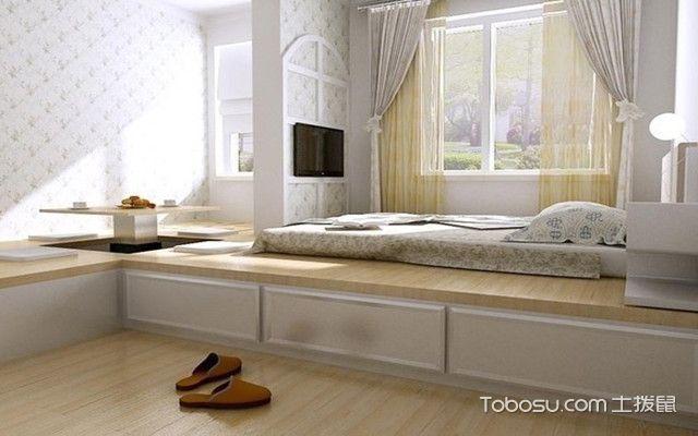 卧室榻榻米