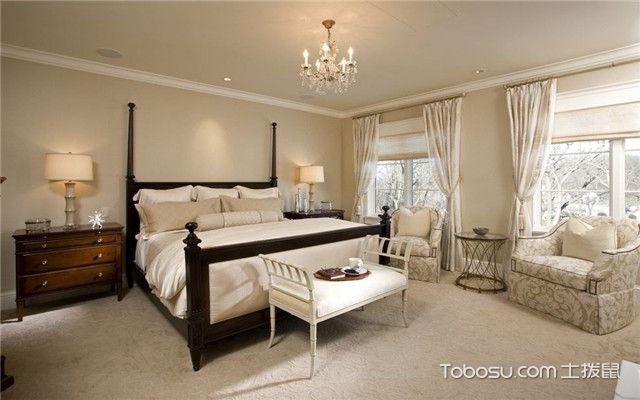 卧室家具摆放技巧