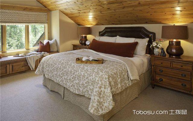 卧室家具摆放