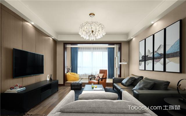 现代风格客厅怎么样