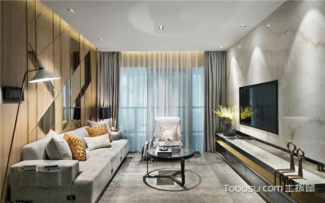 现代风格客厅案例