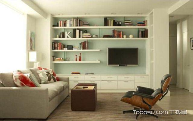 家具客厅背景设计
