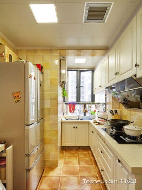 厨房装修费用