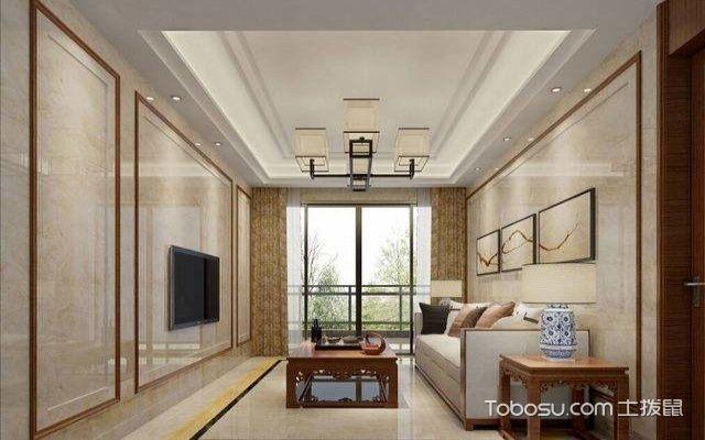 吊顶风格需要搭配客厅