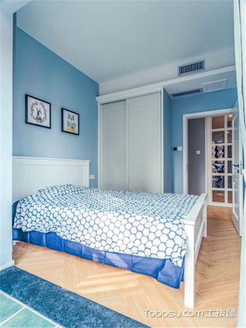 无锡90平米房卧室装修