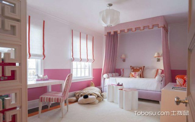 儿童房家具选购的细节