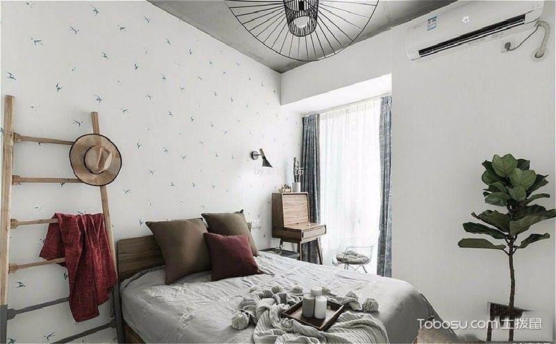 北欧风格室内装修设计效果图,纯净又美好的爱恋从此处衍生