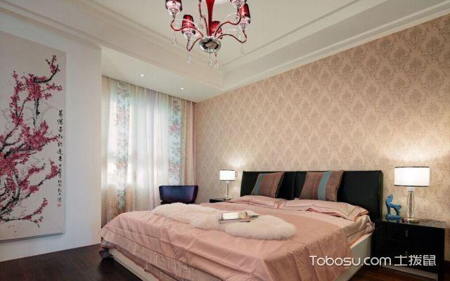 慈溪90平米房卧室装修费用